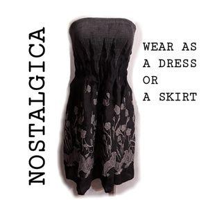 Nostalgia dress size s/m..
